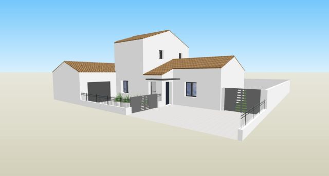 maison neuve individuelle